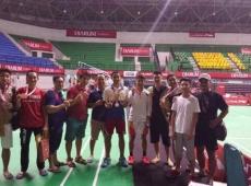 Team and Atlit CWIBC Sirnas Yogyakarta 18-22 Agustus 2015