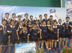 CWIBC Juara Beregu Campuran Divisi II Kejurnas 2014_resize