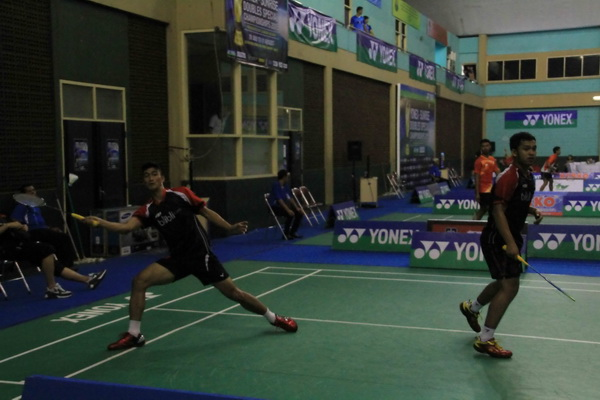 Press Kit Yonex-Sunrise Doubles Special Championship 2015 – Hari Pertama (Malam)