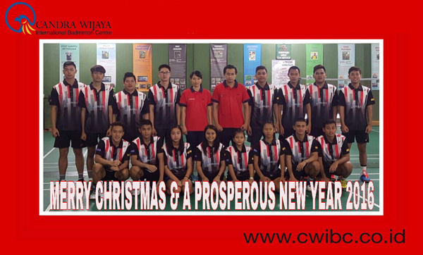 Merry Christmas & Happy New Year 2016 from CWIBC