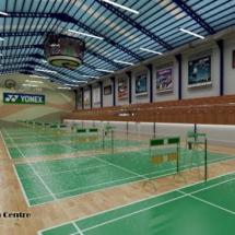 Foto 3D Hall New