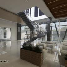 Foto 3D Lobby 3