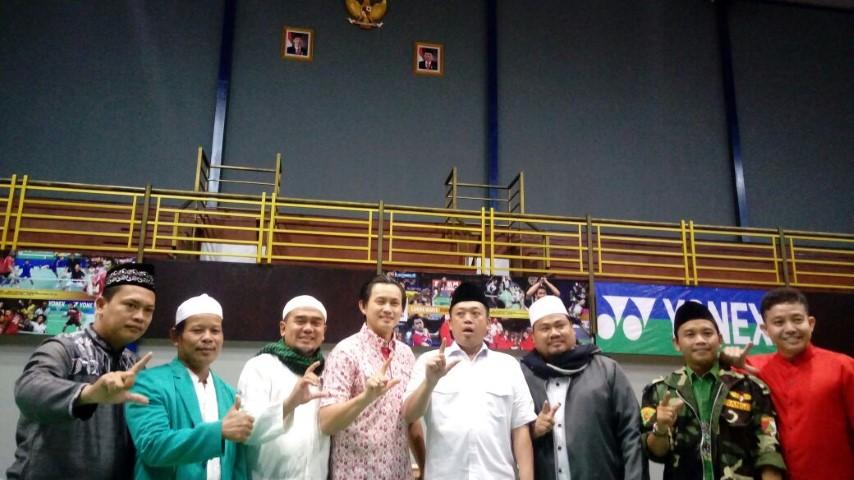 Soft Opening Hall Candra Wijaya