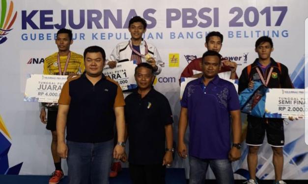 Prestasi CWIBC di Kejurnas Bangka Belitung 2017
