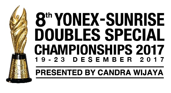 Yonex Sunrise Double Special Championship 2017